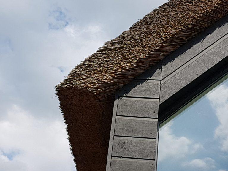 drijvers-oisterwijk-schuurwoning-riet-hout-detail-goot-min