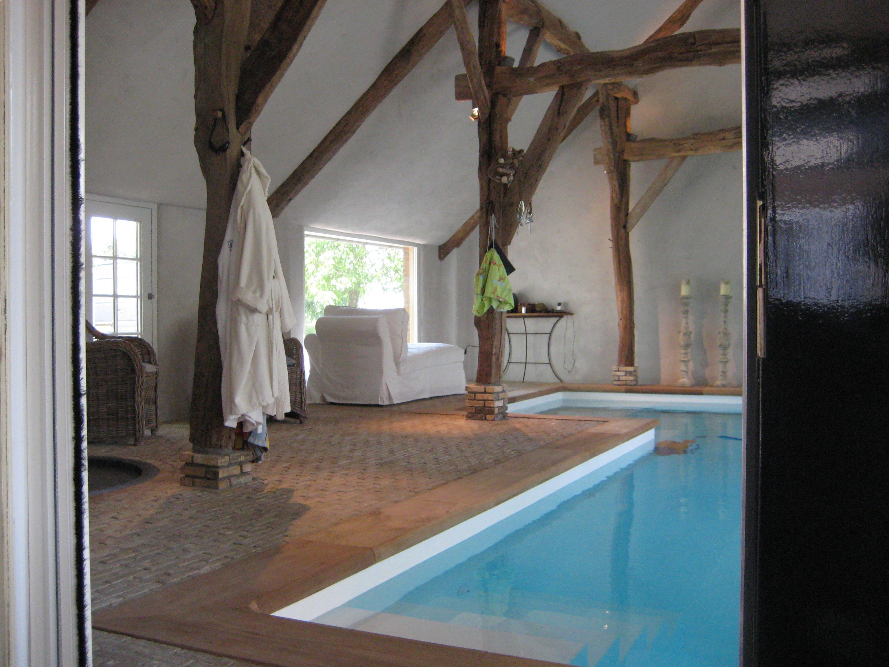 Zwembad schuur u2013 architectenbureau drijvers oisterwijk b.v.