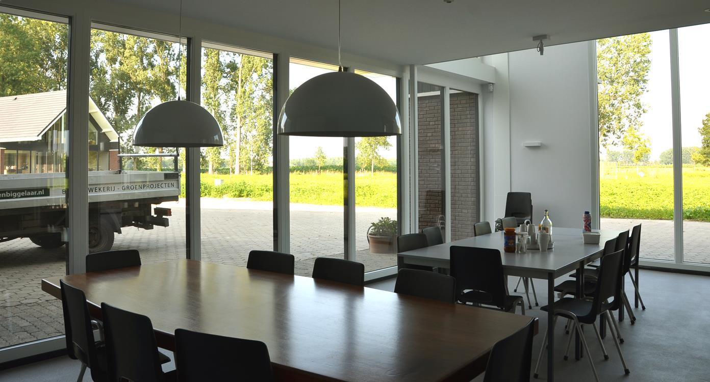 Modern Kantoor Interieur : Kantoor u architectenbureau drijvers oisterwijk b v
