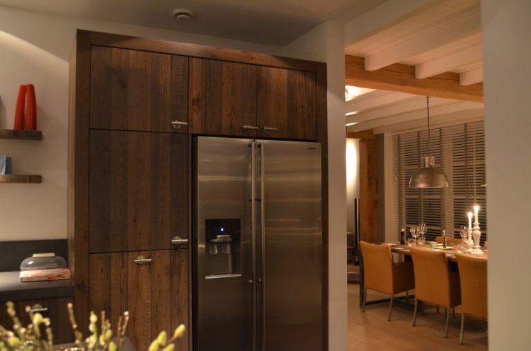 drijvers-oisterwijk-keuken-koelkast-hout