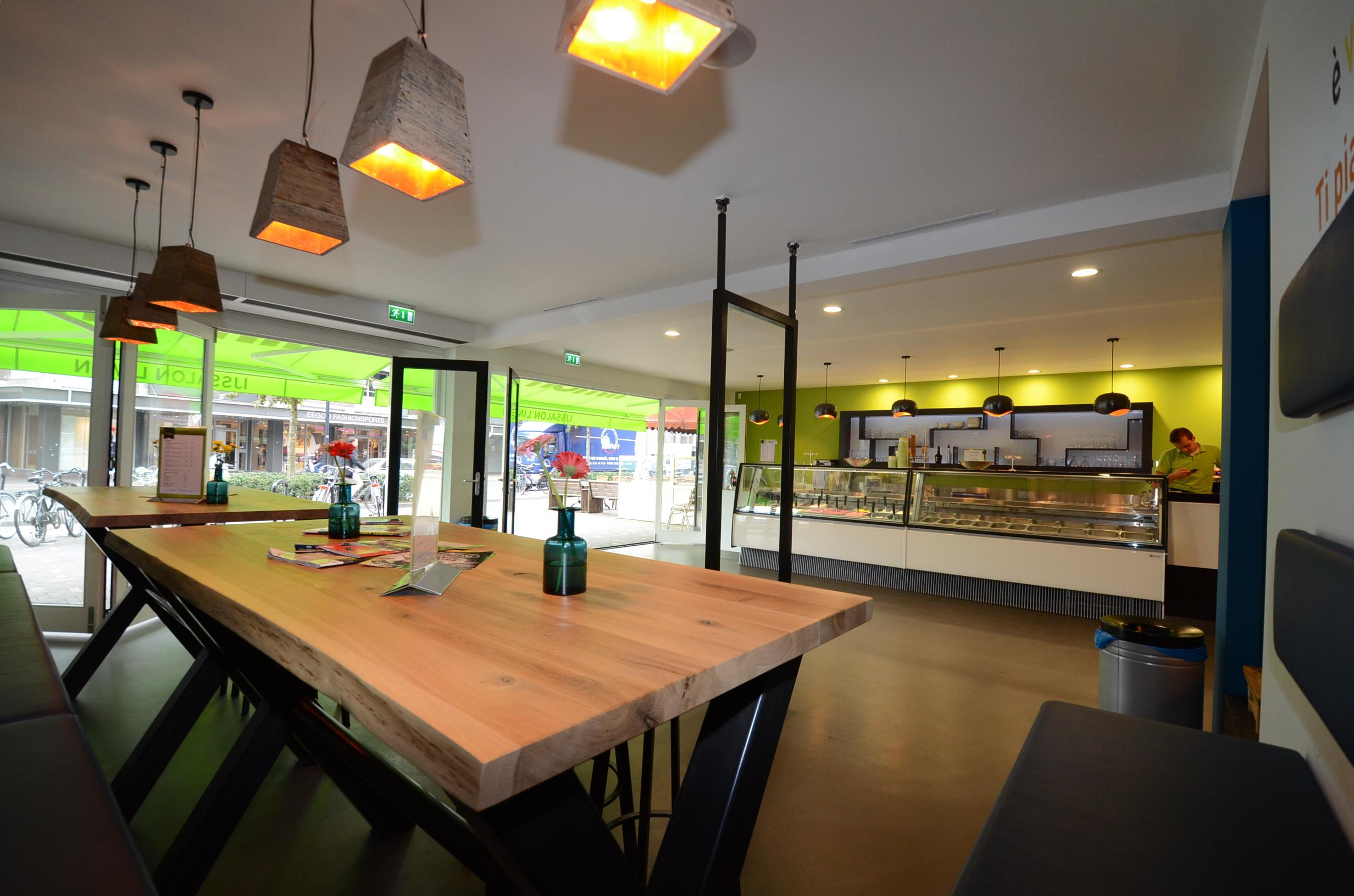 Ijssalon – Architectenbureau Drijvers Oisterwijk B.V.