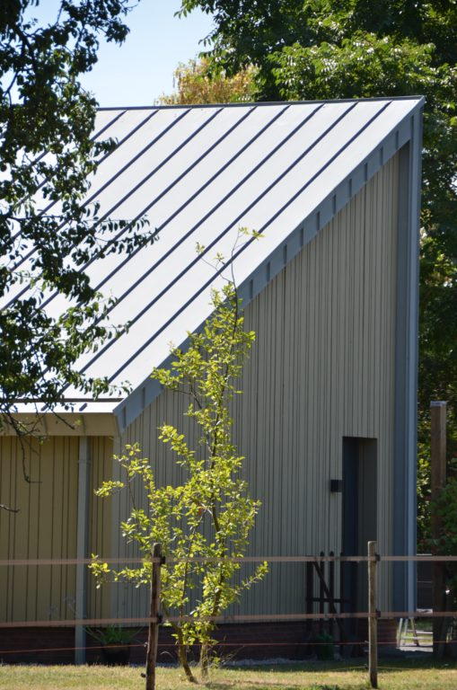 drijvers-oisterwijk-nieuwbouw-exterieur-zink-gevel-dak-strak-modern-bakstenen-deur-raam-pui (4)-min