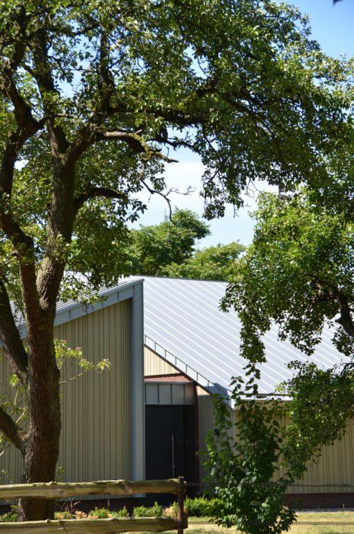 drijvers-oisterwijk-nieuwbouw-exterieur-zink-gevel-dak-strak-modern-bakstenen-deur-raam-pui (5)-min