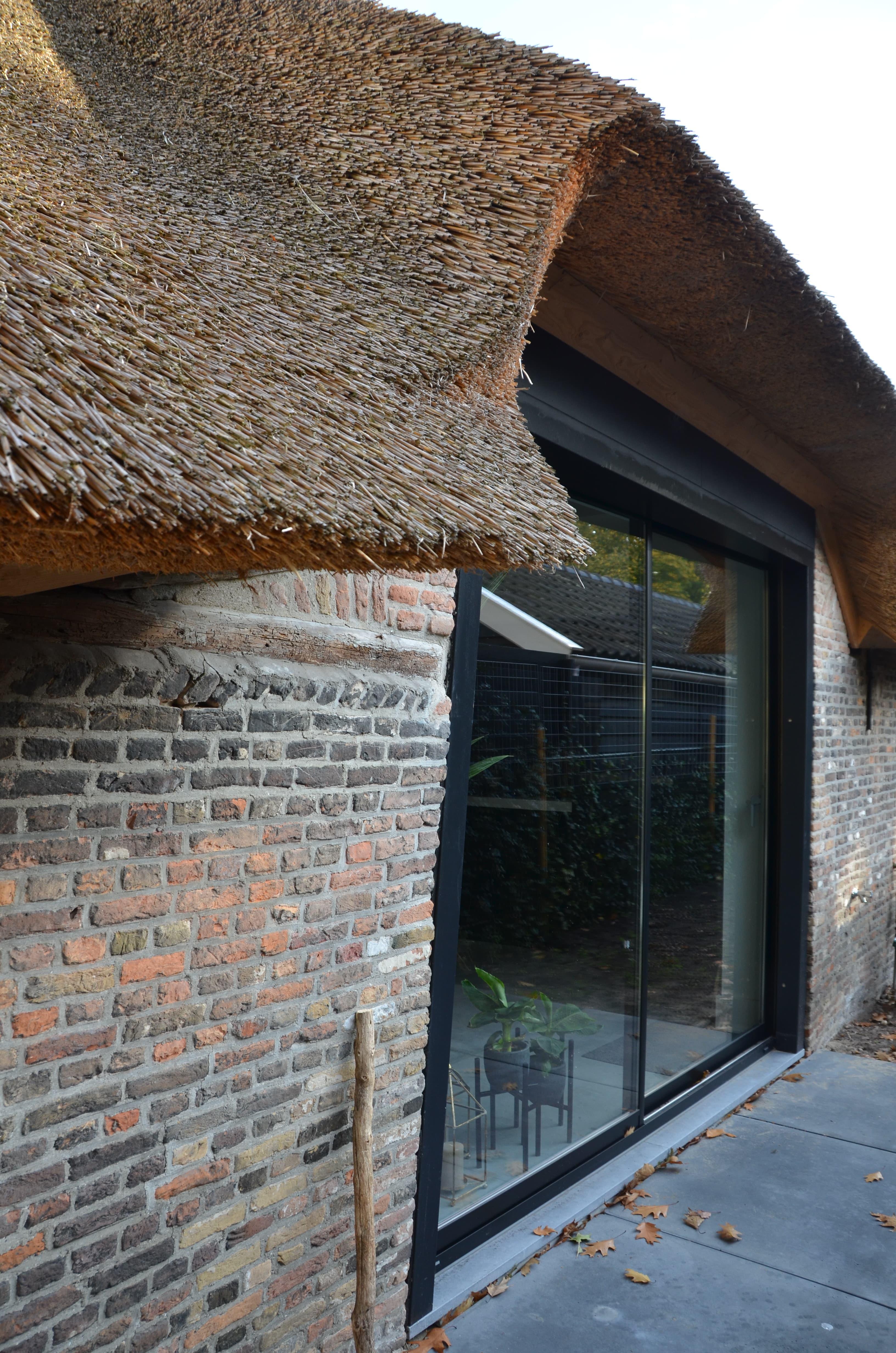 Restauratie boerderij – Architectenbureau Drijvers Oisterwijk B.V.