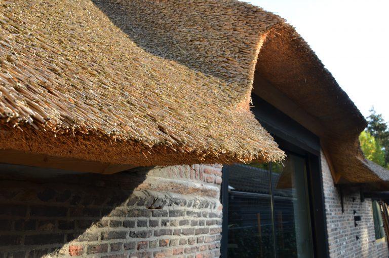 drijvers-oisterwijk-interieur-houten-spant-schoon-metselwerk-gietvloer-wit-stucwerk-verlichting-lichtplan-boerderij-landelijk-modern-rieten-kap-bakstenen-luiken (36)-min