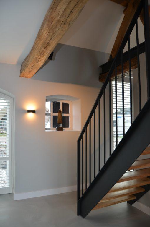Drijvers-Oisterwijk-interieur-restauratie-modern-landelijk-houten-spant-strak-licht-maatwerk (21)