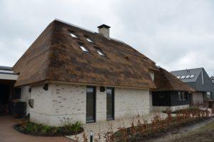 drijvers-oisterwijk-villa-nieuwbouw-exterieur-metselwerk-hout-gevel-riet-kap (1)