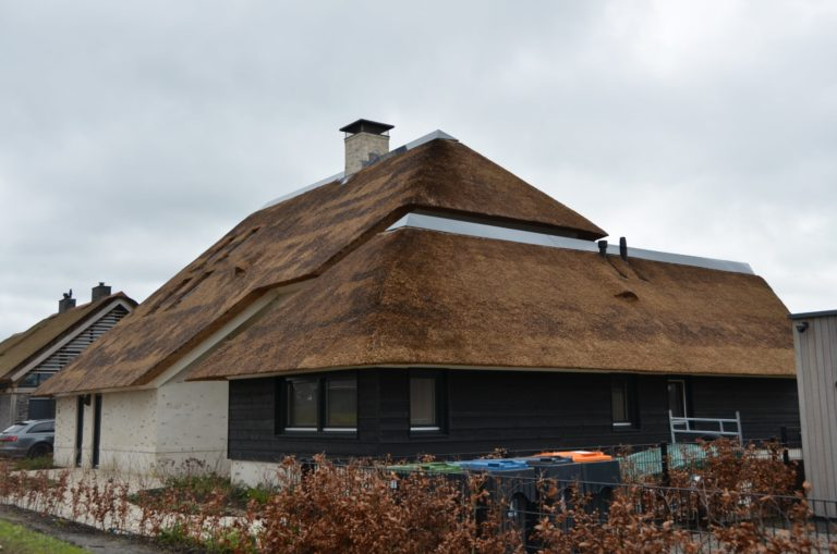 drijvers-oisterwijk-villa-nieuwbouw-exterieur-metselwerk-hout-gevel-riet-kap (7)