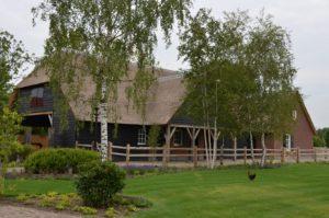 drijvers-oisterwijk-exterieur-nieuwbouw-villa-boerderij-particulier-riet-kap-hout-metselwerk-theehuis-bed-en-breakfast-stal-hout-spant (2)
